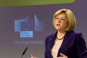 Corina Cretu - © European Union, 2018/Photo: Georges Boulougouris