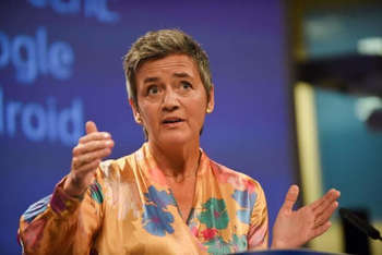 Margrethe Vestager - © European Union, 2018/Source: EC - Audiovisual Service/Photo: Jennifer Jacquemart