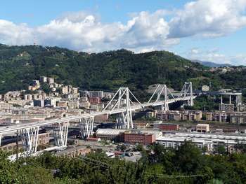 Ponte Genova - photo credit: Davide Papalini