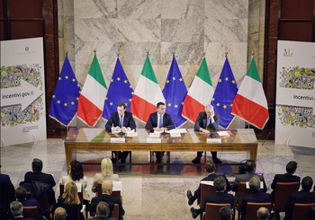 Presentazione Incentivi.gov.it - Photo credit: MISE