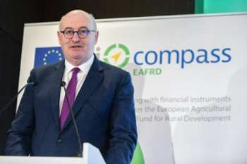 Phil Hogan - Photo credit: Lukasz Kobus European Union, 2019 Source: EC - Audiovisual Service