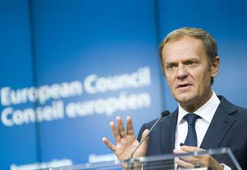 Donald Tusk - Photo credit: Copyright: European Union
