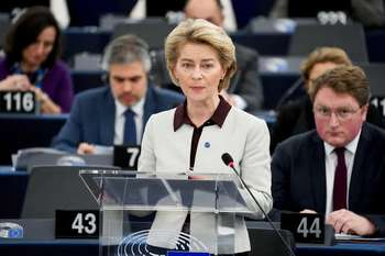 Ursula von der Leyen - Photocredit: © European Union 2020 - Source : EP