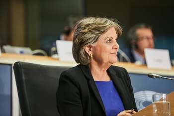 Commissaria Ferreira - Copyright: European Union 2020 - Photographer: Dati Bendo