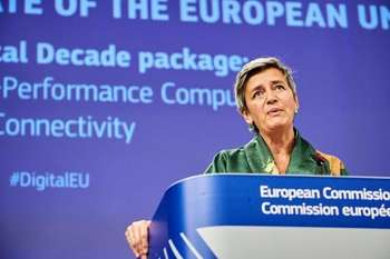 Margrethe Vestager, Copy right European Union, 2020 - Photographer: Dati Bendo