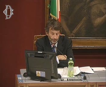 Recovery Fund: ministro Franceschini su Recovery Plan - photo credit: profilo Twitter Camera dei Deputati