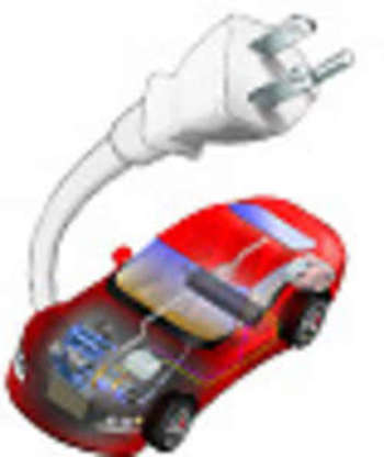 Electrical vehicle - Immagine di Nopetro