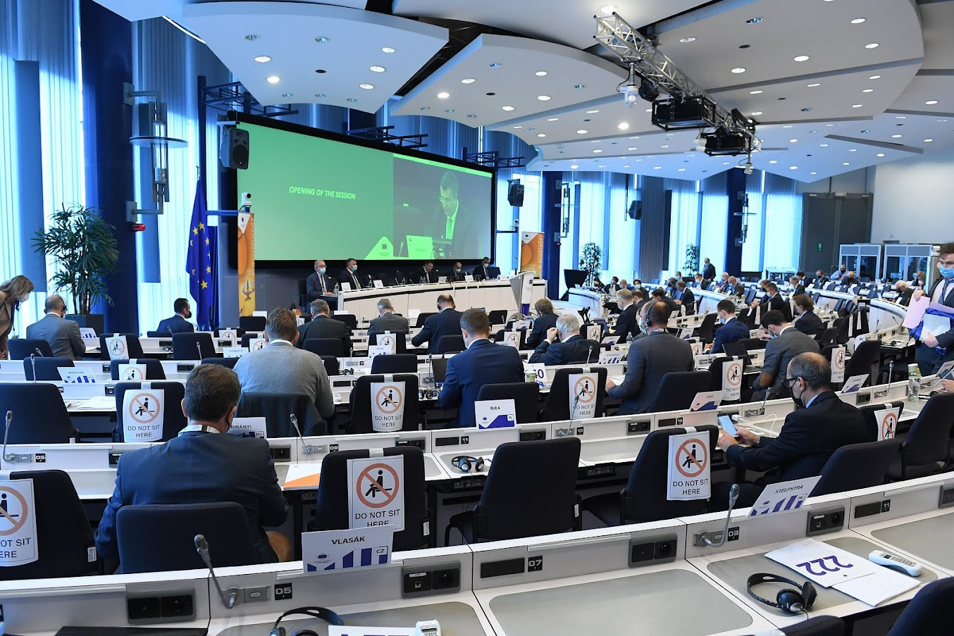 Politica Coesione - Photo credit: 146th Plenary Session of the European Committe of the Regions