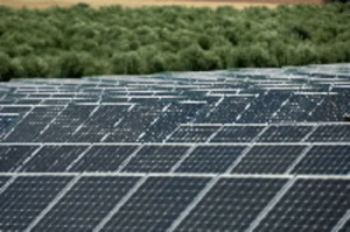 Photovoltaic pannels - Credit © European Union, 2010