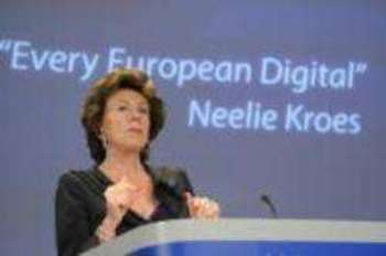 Neelie Kroes - Credit © European Union, 2010