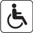 Wheelchair accessable - Immagine di ZyMOS