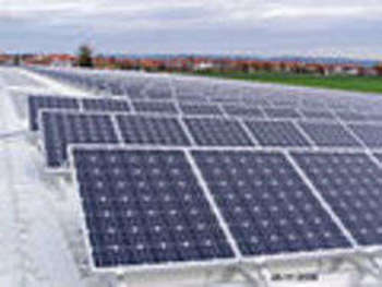 Photovoltaic power stations - Foto di Dinger Reiner