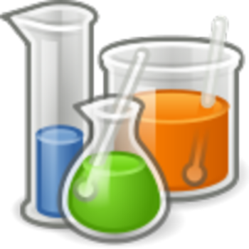 Laboratory icons - immagine di GNOME icon artists