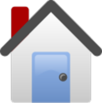 House Icon - Immagine di barretr