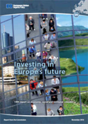 Fifth report on economic, social and territorial cohesion - Credit © European Union, 2011