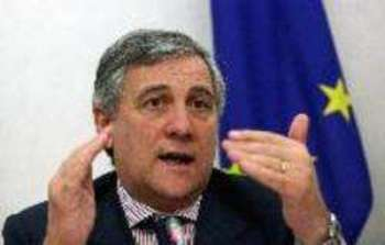 Antonio Tajani Credit © European Union, 2011