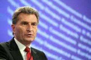Oettinger - Credit © European Union, 2011