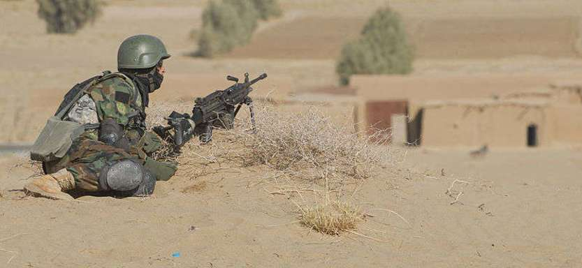 Afghan Commando - foto di Headquarters United States Forces Afghanistan
