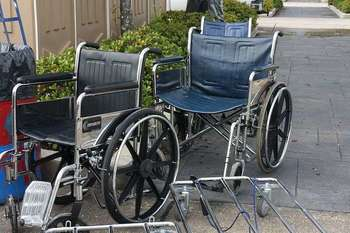 Wheel chair - foto di BotMultichillT