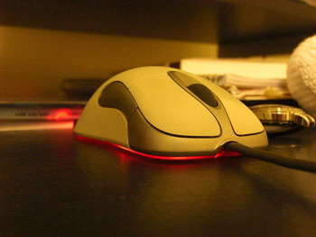Computer mouse - foto di Wadofglue
