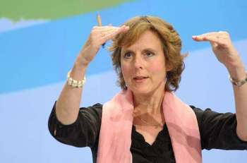 Connie Hedegaard - Credit © European Union, 2011
