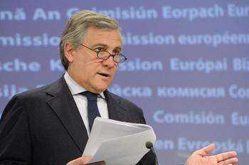 Antonio Tajani - Credit © European Union, 2011