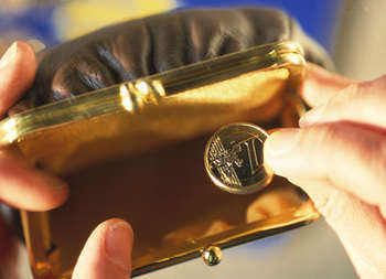 Euro coin - Credit © European Union, 2012