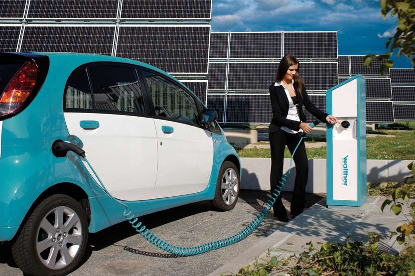 E-mobility - photo by Walther_Werke
