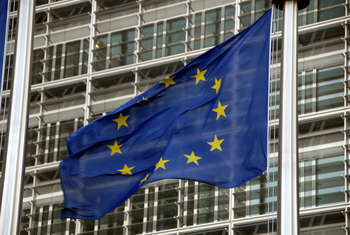 Flag - European commission credit