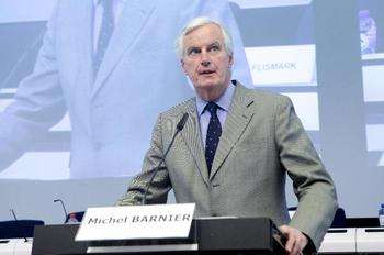 Michel Barnier - Credit © European Union, 2012