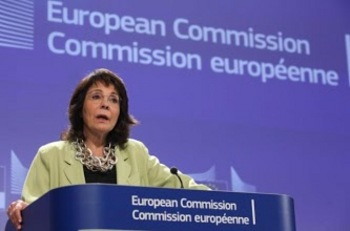 Maria Damanaki - European commission credit